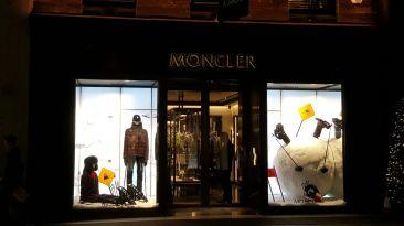 Moncler, London