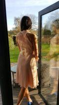 Thanks Sharon Style for lending me the dress