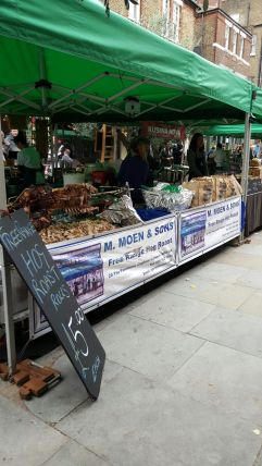 Clapham Common Saturday Market