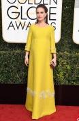 Natalie Portman, Prada gown