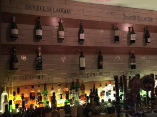 Bar exploring at Winchester